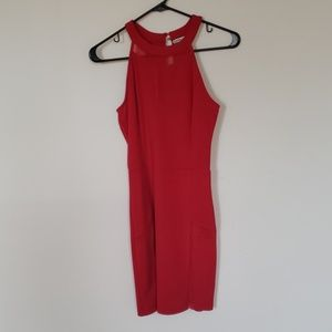 [Charlotte Russe] red dress